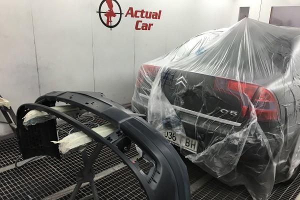 Reparación Citroën C5