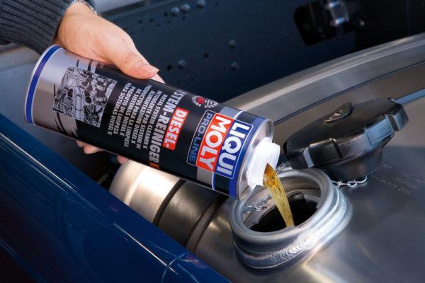 La importancia de los aditivos de combustible