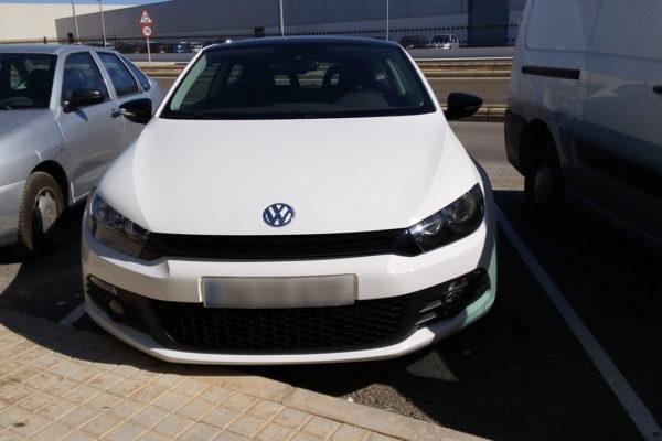 Reparación Delantera Volkswagen Sirocco