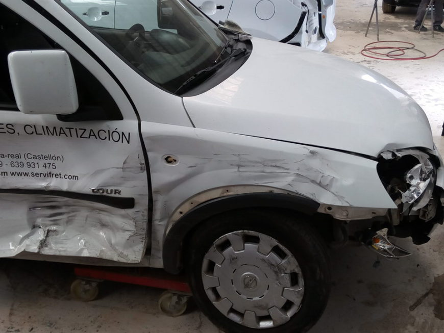 Opel Combo Blanca