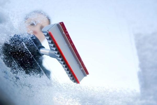 Consejos para eliminar el hielo del limpiaparabrisas