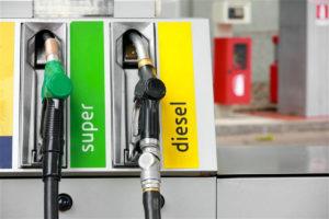 Diesel-gasolina