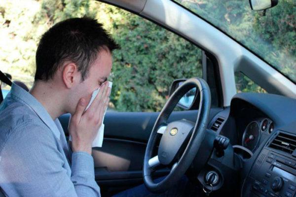 Llega la primavera: cambia el filtro antipolen de tu coche