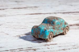 Los cambios bruscos de temperatura afectan al estado de la pintura del coche
